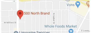 500 N Brand Blvd, Suite 850, Glendale, CA 91203