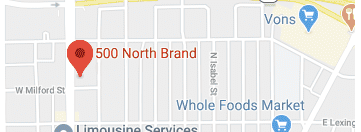 500 N Brand Blvd, Suite 1270, Glendale, CA 91203
